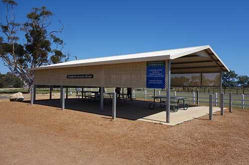 Image of Eneabba information bay
